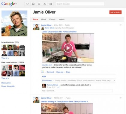 google+jamie-oliver-business-page