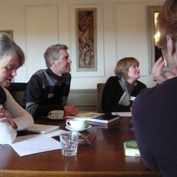 Group workshop Swan, whittington