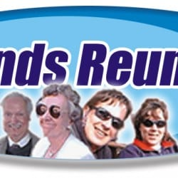 Original Friends reunited logo