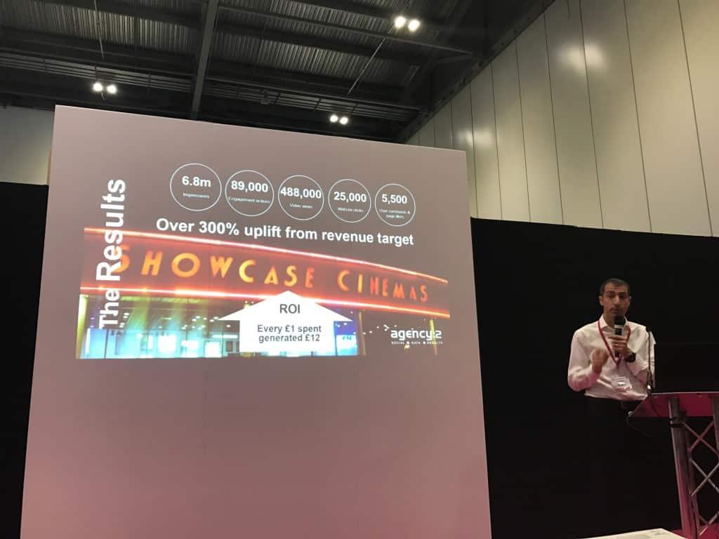 Joel Davis Integrated Live presentation