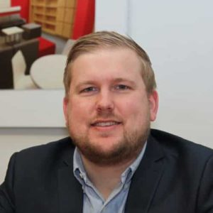 Headshot of Matt Jones from Witley Jones Furniture