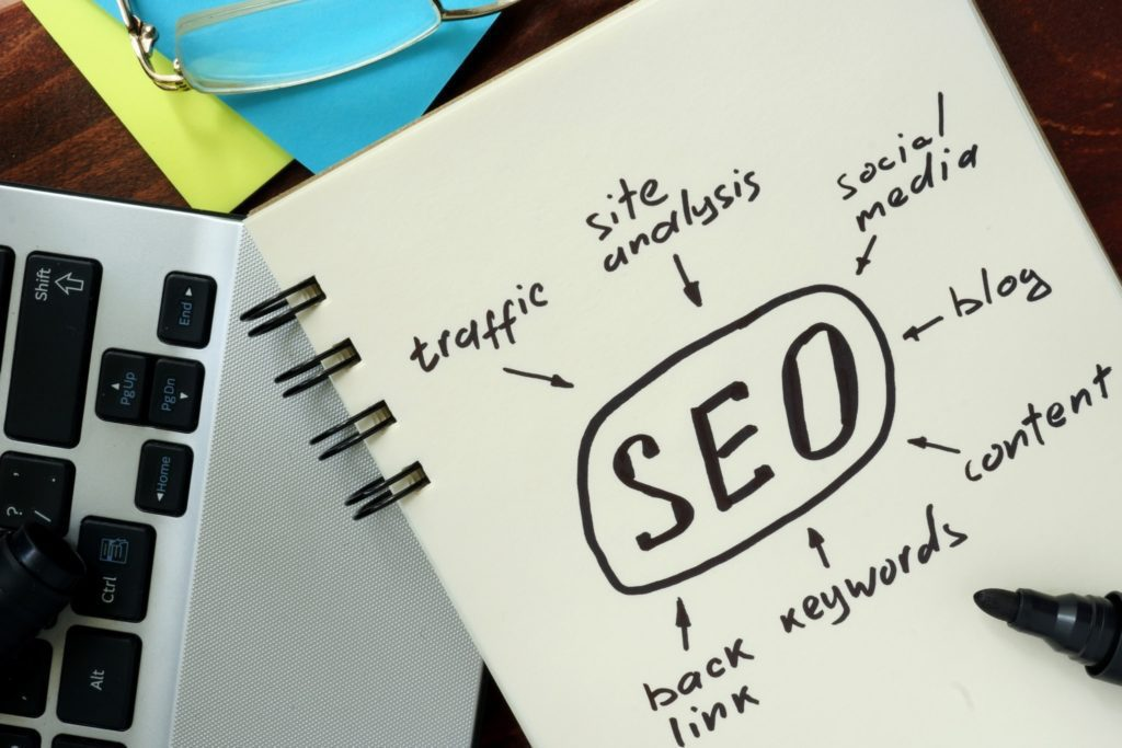 Search Engine Optimisation (SEO) workshop