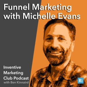 25 Michelle Evans Tips on Funnel Marketing thumbnail copy